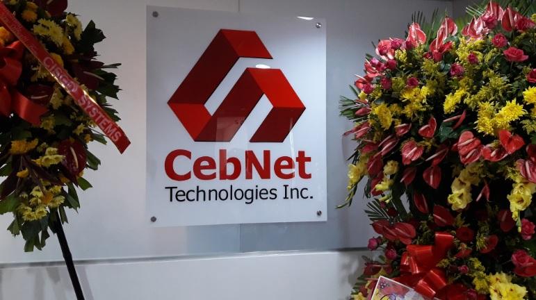 CebNet Technologies Logo